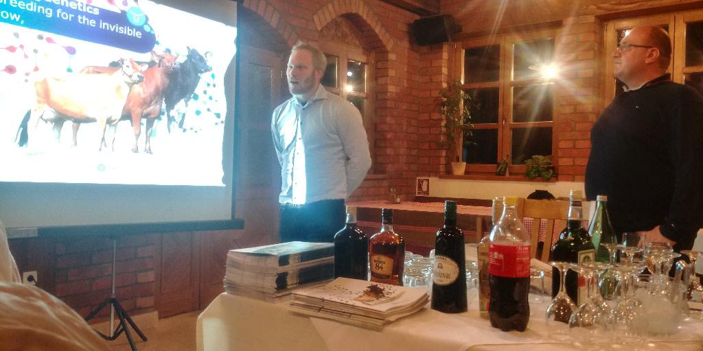 VikingGenetics prezentacija